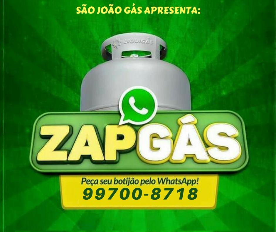 Disk Gás e Água São João